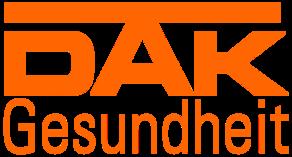 Logo der Krankenkasse DAK.