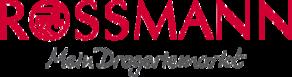 Logo der Dirk Rossmann GmbH.